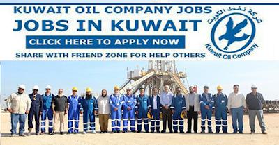 Latest Job Vacancies in Kuwait Oil Company