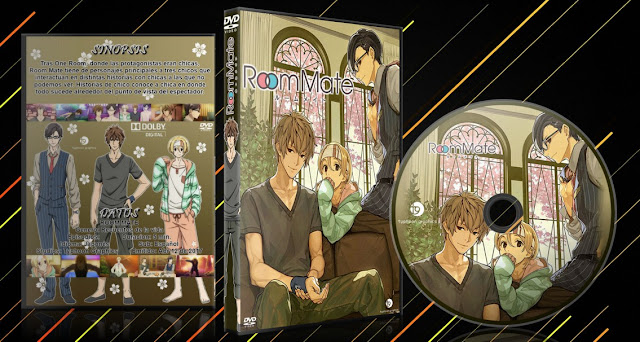 Room Mate   Cover DVD  