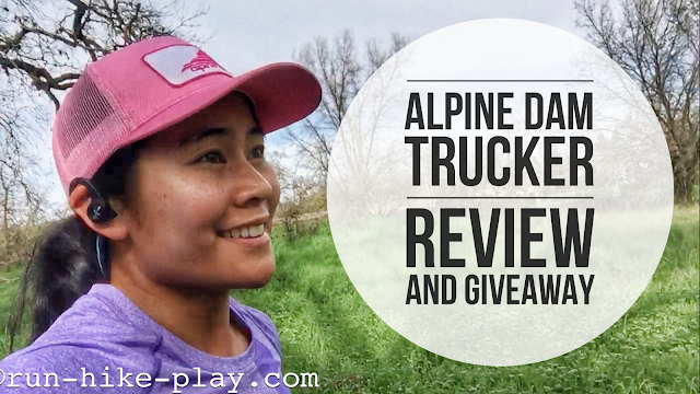 Alpine Dam Trucker Hat Review & Giveaway