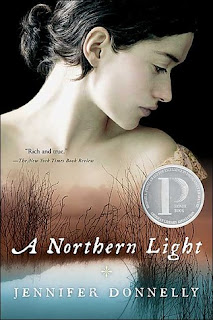 Book cover of A Northern Light by Jennifer Donnelly