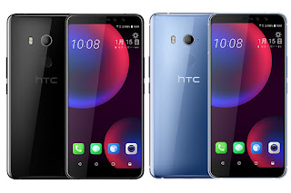 HTC U11 EYEs launched with Dual Selfies Camera