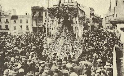 procession semana santa seville