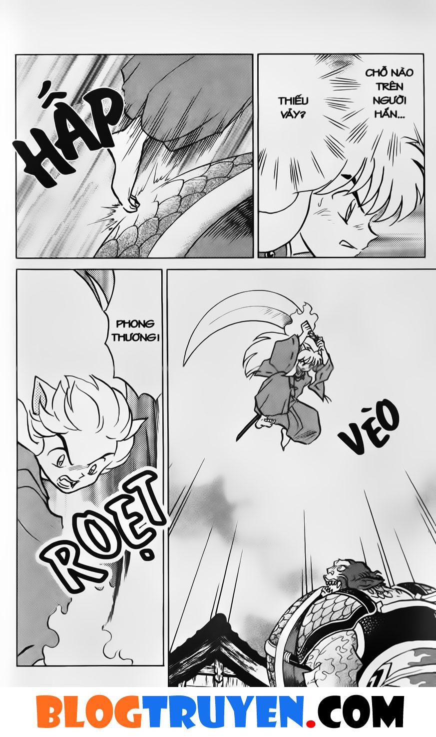 Inuyasha vol 39.10 trang 6
