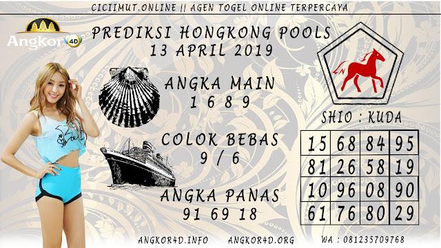 Prediksi Angka Jitu HONGKONG POOLS 13 APRIL 2019