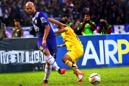 Persib vs PS Barito Putera