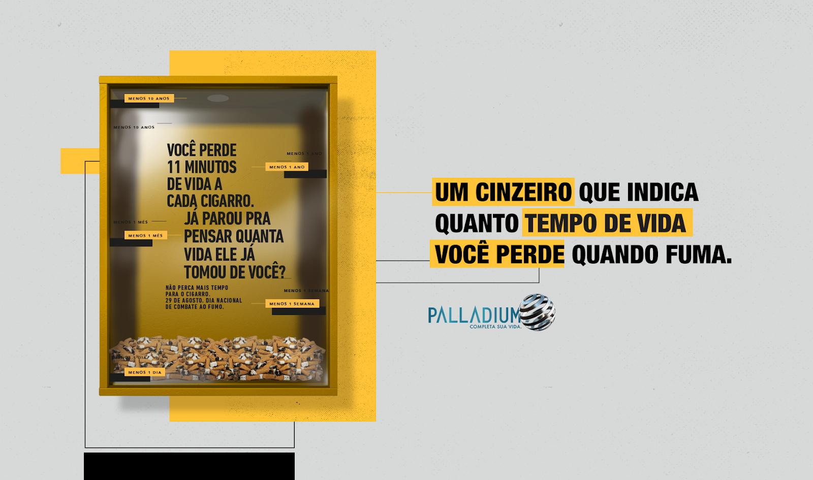 Papa Bituca E Adesivos De Nicotina Com Frases De Incentivo No