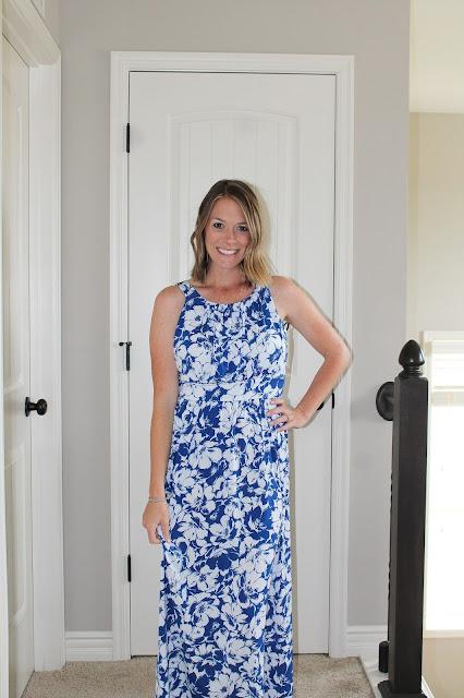 Stitch Fix Hailey 23 | Kodi Jersey Maxi Dress