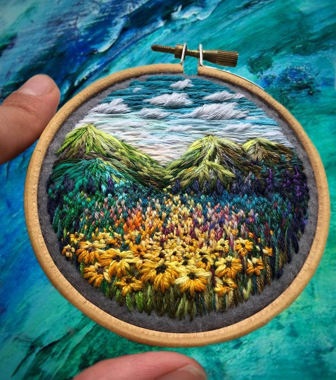 01-шимуня-Needlepoint-Drawing-with-Embroidery-Art-www-designstack-co