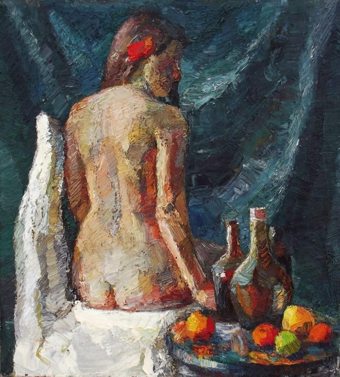 Масляные краски. Lia Aminov