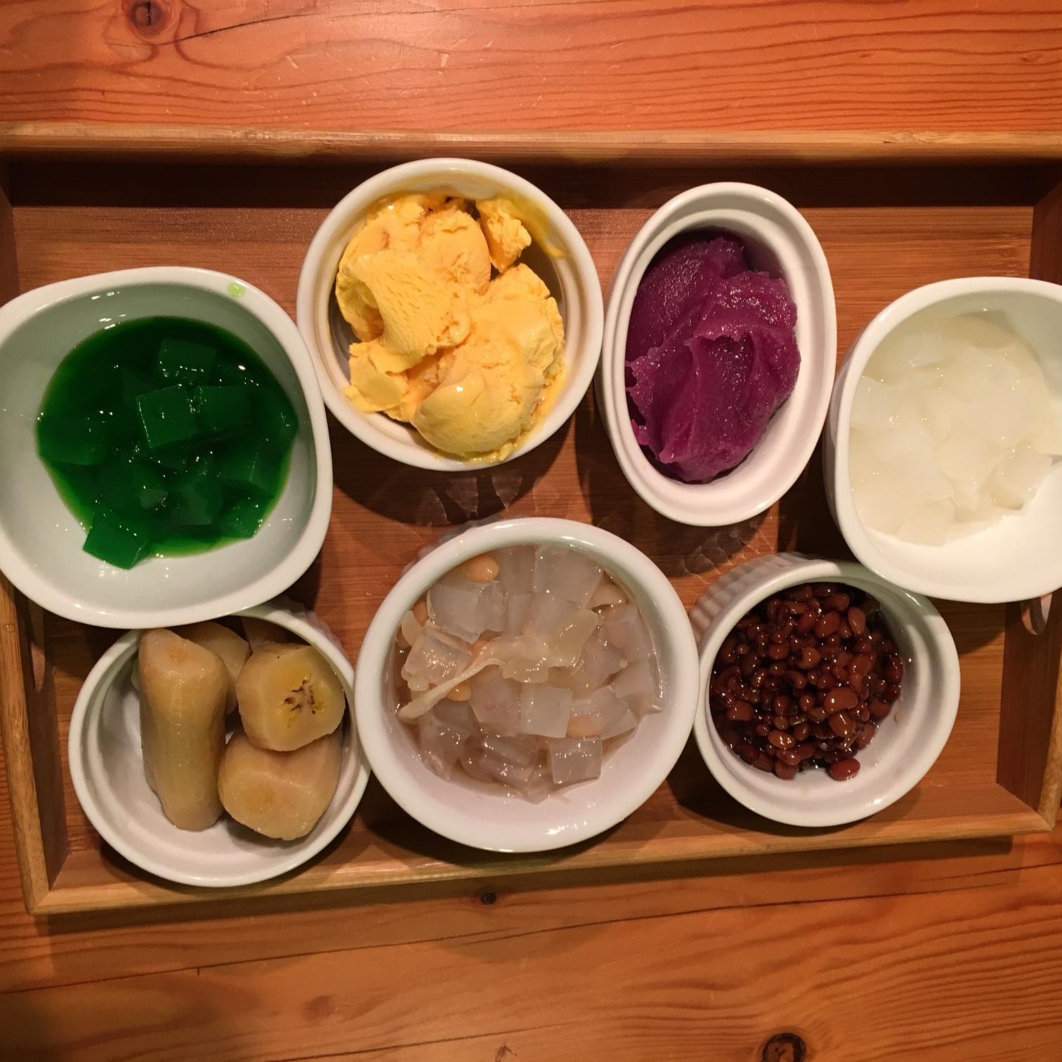 how to make halo halo filipino dessert