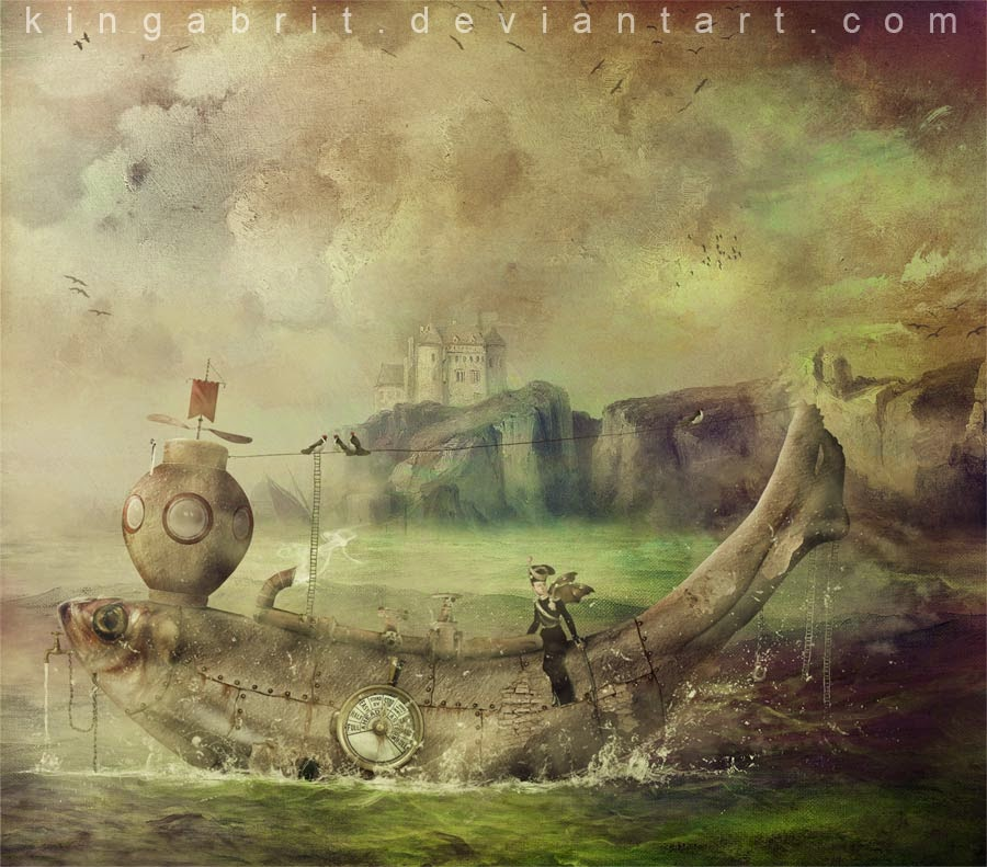 12-Full-Steam-Ahead-Kinga-Britschgi-urreal-Fantasies-in-Artistic-Creations-www-designstack-co