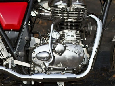 Royal Enfield Continental GT engine image