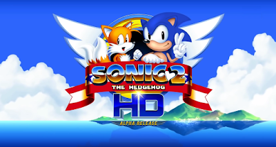 Sonic 2 HD Gameplay High Definition Remake