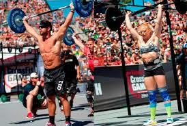 Follow the CrossFit Games