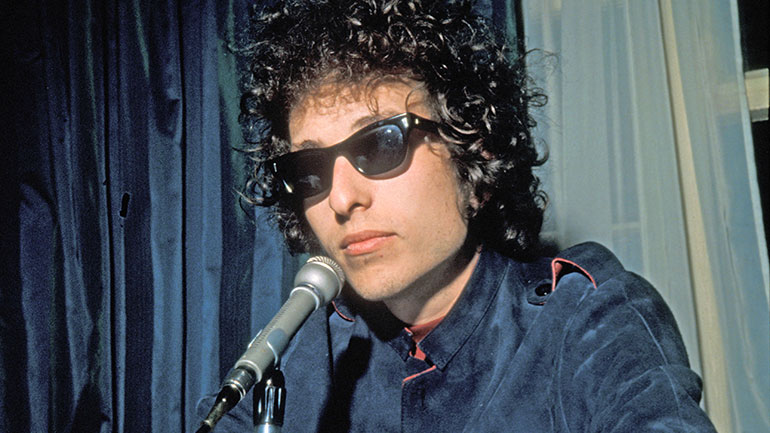 Daftar Album dan Judul Lagu Bob Dylan