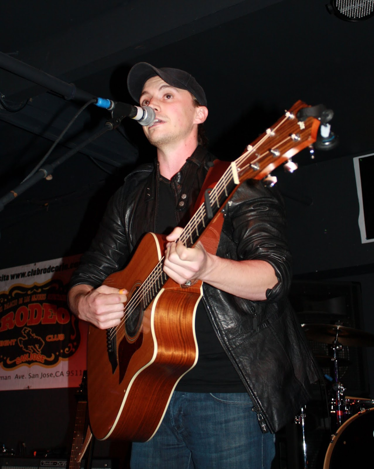 Country Stalkers Kip Moore With Greg Bates 3 28 2012