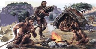 Homo erectus e la scoperta del fuoco