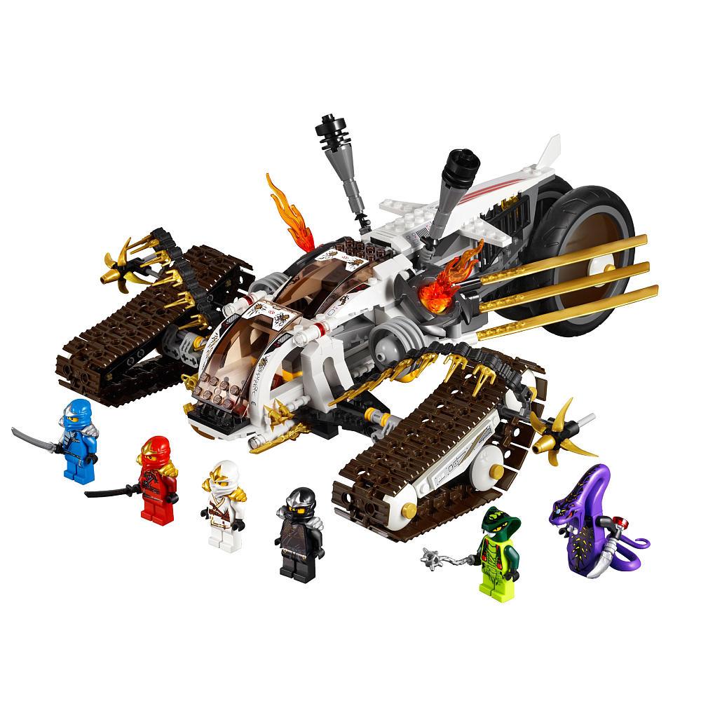 Lego Ninjago 9449 Ultra Sonic Rider  Incluye Los 4 Ninjas Lego a ARS 1475 en PrecioLandia Argentina 7y3fcf