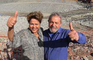 Lula e Dilma vão à Paraíba inaugurar Transposição do Rio São Francisco