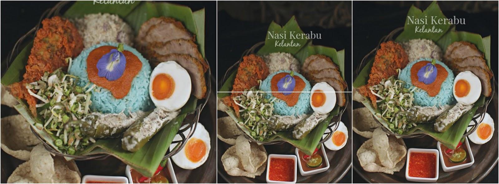 Resepi Nasi Kerabu Kelantan by Azlita Masam Manis