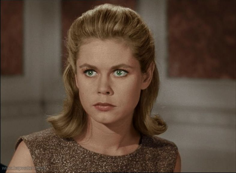 elizabeth montgomery sexy bewitched