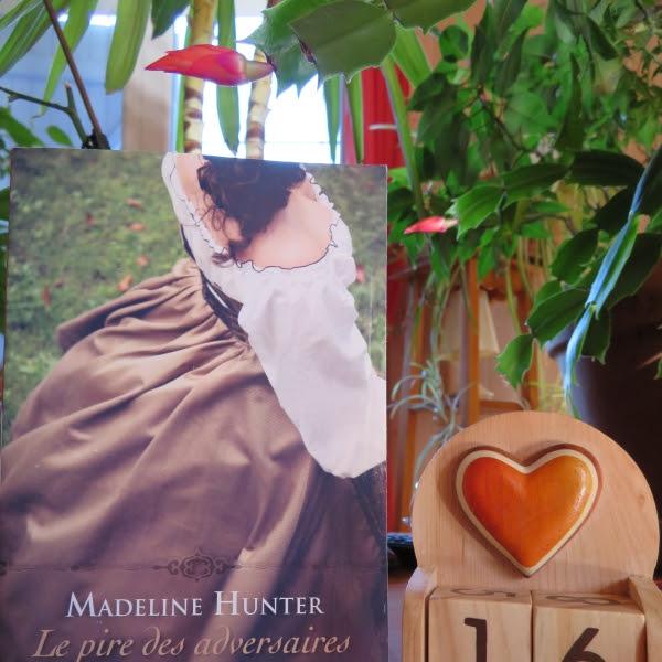 Les séducteurs, tome 2 : Le pire des adversaires de Madeline Hunter