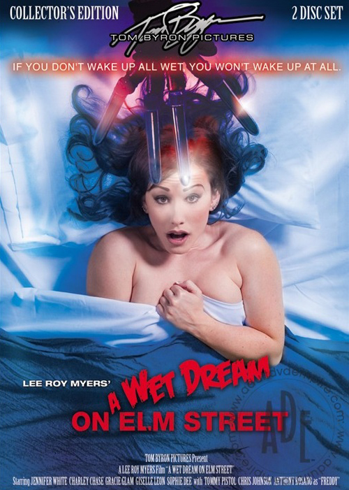 Wet dreams on elm street