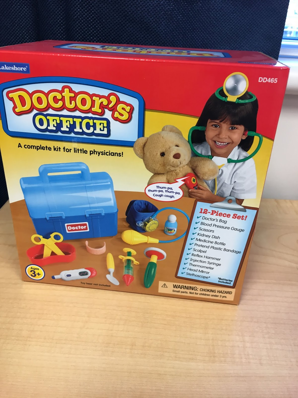 a picture of a doctor kit