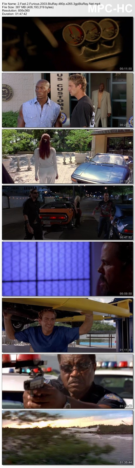 Screenshots Download 2.Fast.2.Furious.2003.BluRay.480p.x265.3gpBluRay.Net.mp4