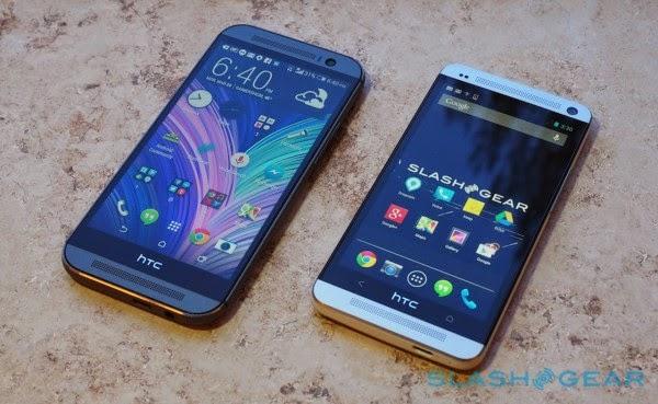 Tải Facebook cho điện thoại HTC One M7 quá dễ dàng và tiện lợi