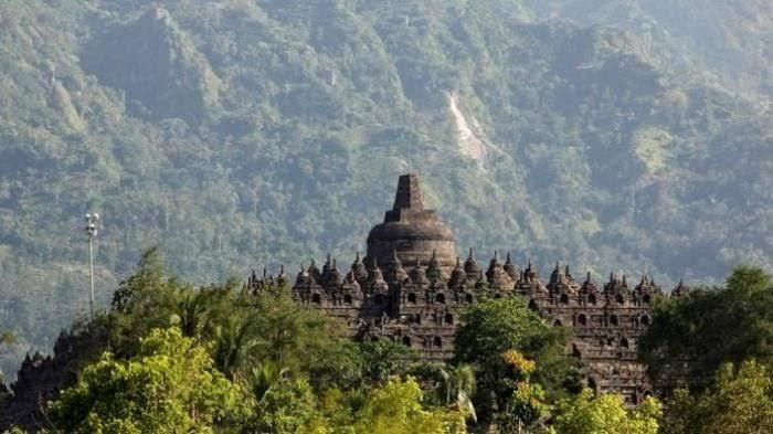 Materi Makalah Tentang Asal Usul Candi Borobudur Anz Celluler