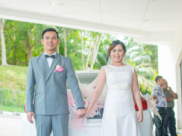 Nelsion & Alice Wedding Day - 2 Dec 2017