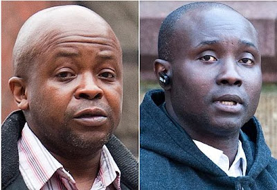 Two Nigerians Docked For £1.7million Fraud In London 1