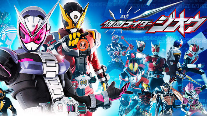 Kamen Rider Zi-O Episode Subtitle Indonesia Lengkap