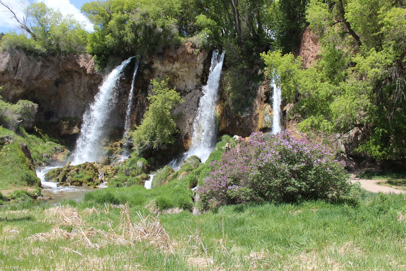 gjhikescom Rifle Falls Coyote Trail