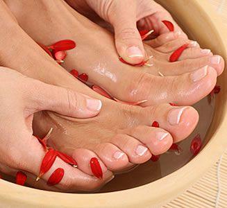 Foot Skin Disorders