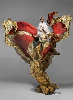 Green Pear Diaries, fotografía, moda, Nick Knight, Lady Gaga