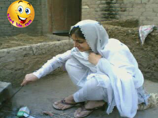 Pind Di Kuri Punjabi Girl