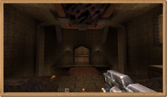 Quake 2 PC Games Gameplay