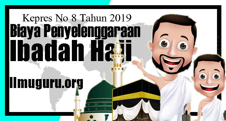 Biaya Penyelenggaraan Ibadah Haji