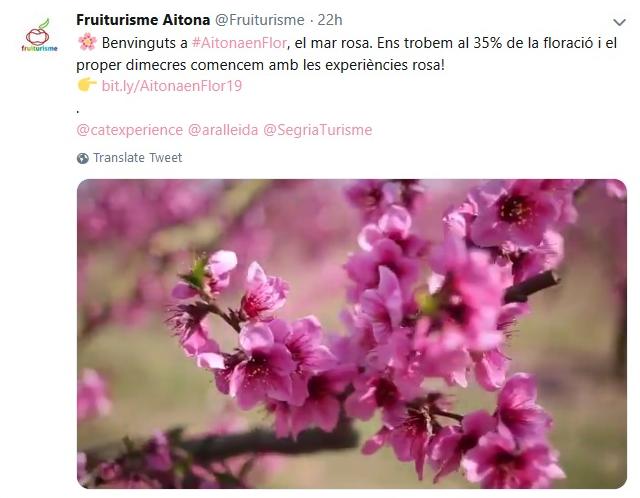 Xarxes de Fruiturisme d'Aitona