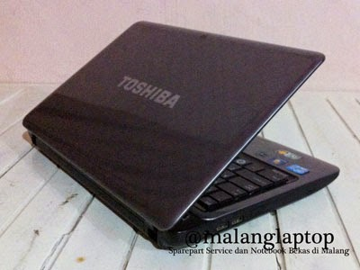 Notebook Second Toshiba L735