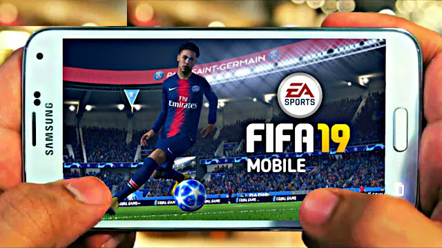 Download FIFA 19 Mobile Android Offline  Patch FIFA 14 Best Graphics