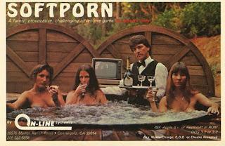 Softporn Adventure, el primer videojuego erótico de la historia