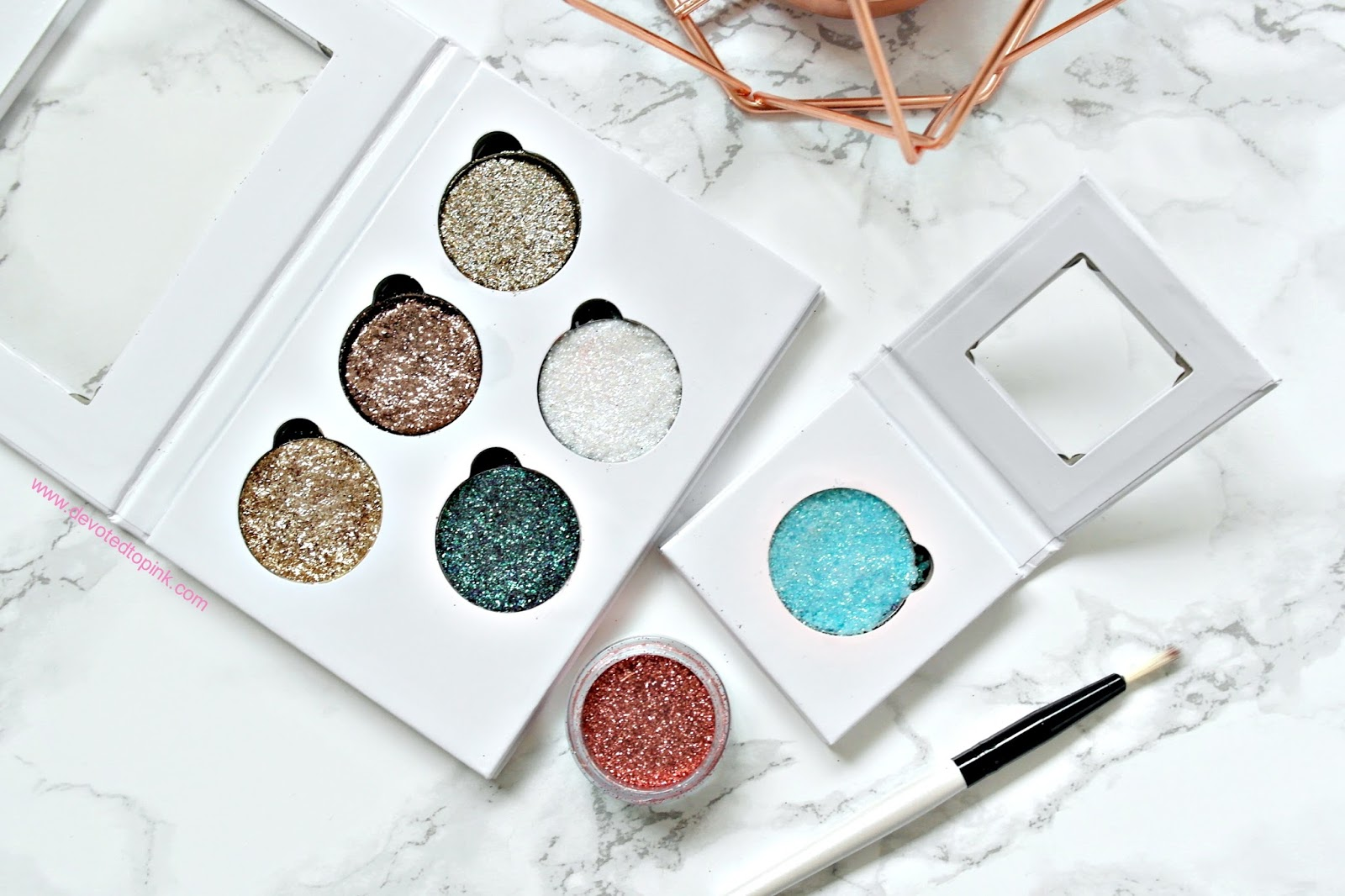 glittereyes, niji cosmetics, glitter, review, glitter lovers, glitter eyeshadow, glitter eyes