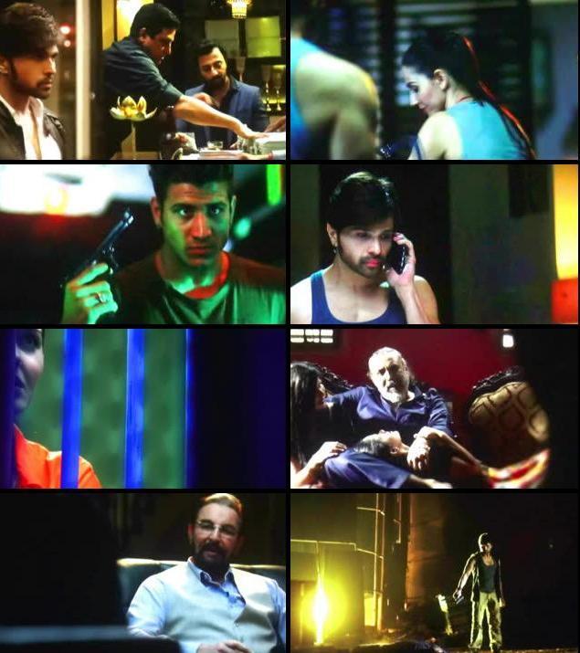 Tera Surroor 2016 Hindi 720p DVDScr