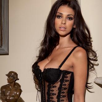 fashion, lingerie, black, lace, intimates, sleepwear, garters, stockings,