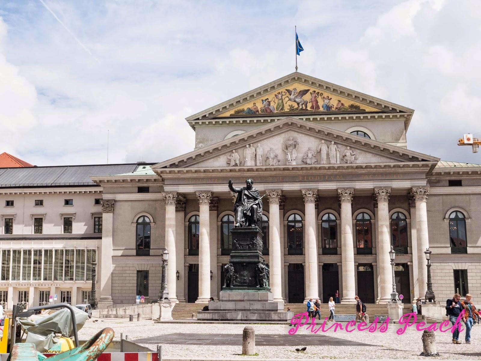 慕尼黑國家劇院
