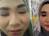 Kasihan! Make Up Pengantin Ini Rusak Parah Padahal baru 15 Menit Naik Pelaminan