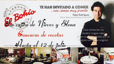 http://www.lacajitadenievesyelena.com/2016/06/concurso-una-comida-en-el-bohio.html